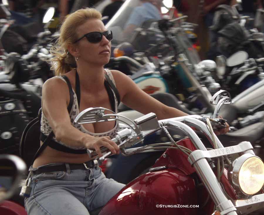 biker women - photo #11