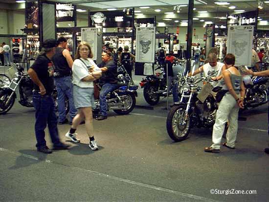 new Harleys in Rapid City