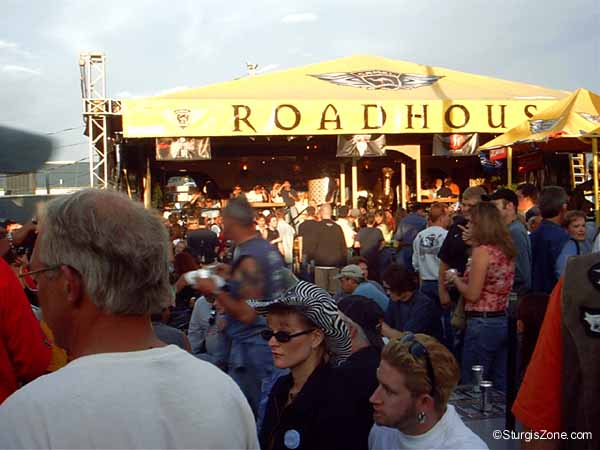 Sturgis Rally Camel Roadhouse