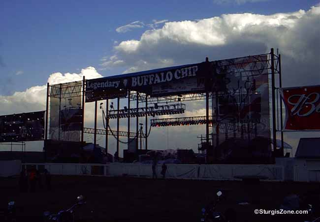 Buffalo Chip Campground Stage