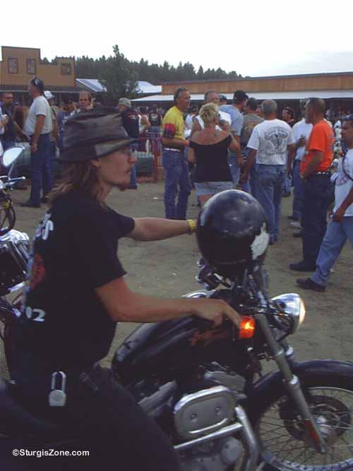 Full Throttle saloon rider