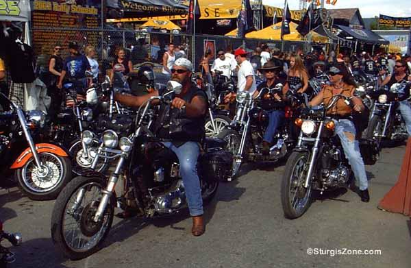 Sturgis Rally Herd