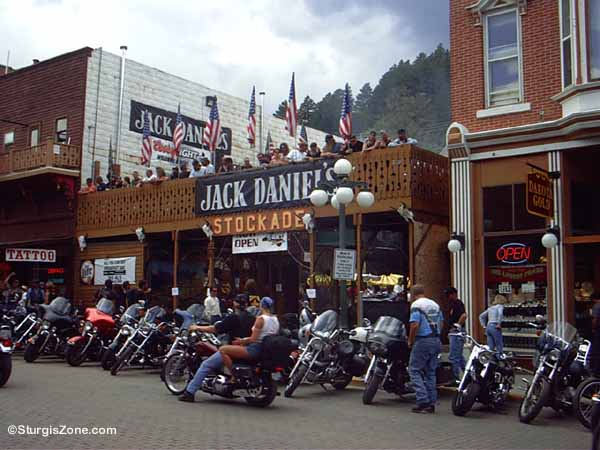 Sturgis Rally Party