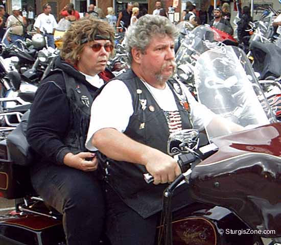 Sturgis Motorcycle