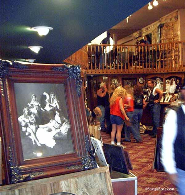 roaming Deadwood photo shop