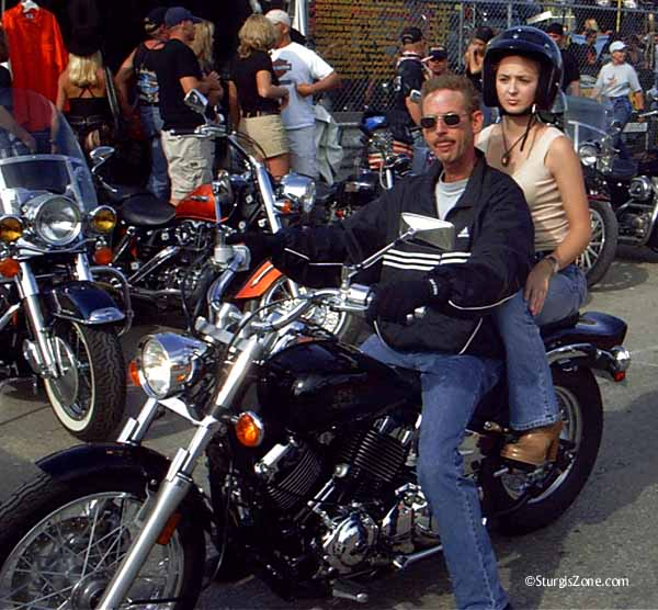 Two at Sturgis