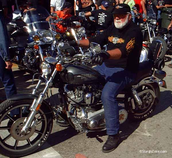 Sturgis Rally black